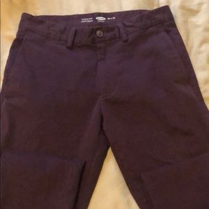 Slim Men's Casual Pants